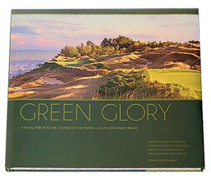 What the gorgeous Green Glory book looks like
